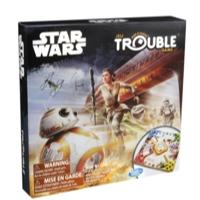 Jeu Trouble: édition Star Wars