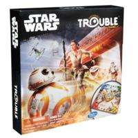 Trouble Game: Star Wars Edition