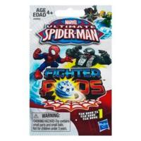 MARVEL ULTIMATE SPIDER-MAN FIGHTER PODS - Emballage de 2 figurines