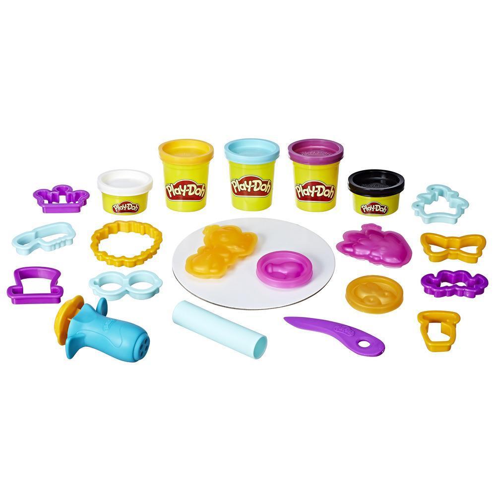 Play-Doh Touch – Moule et coiffe