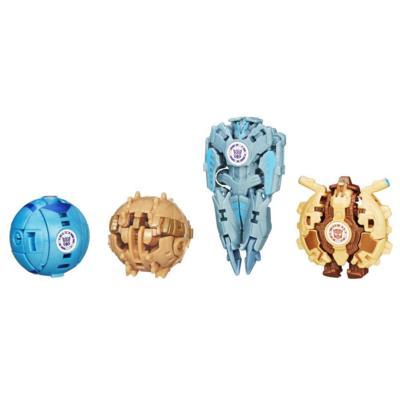 Transformers Robots in Disguise - Quatuor de Mini-Con