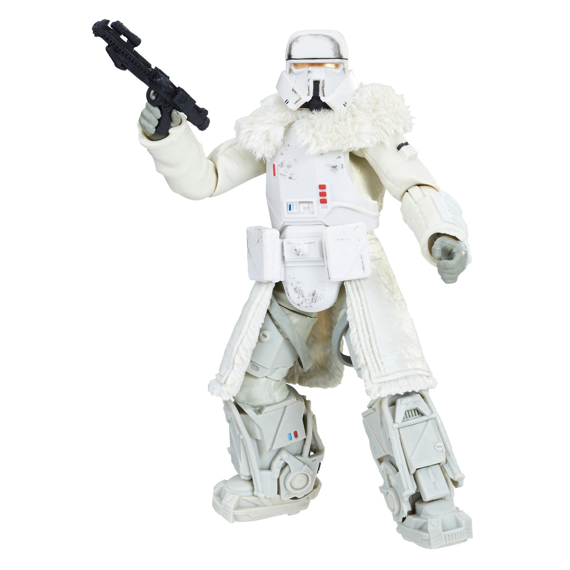 Star Wars Série noire - Trooper frontalier de 15 cm