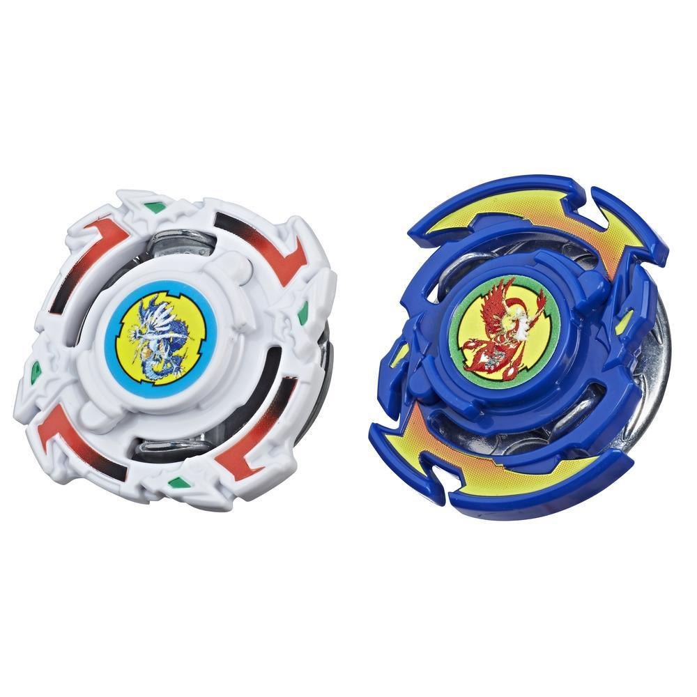 Beyblade Burst Evolution - Duo Dragoon Storm et Dranzer S