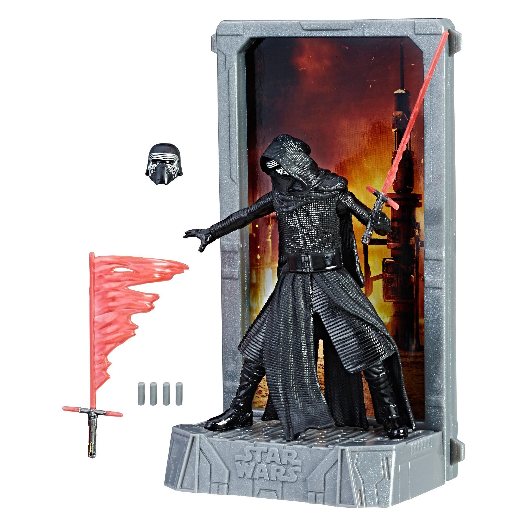 Star Wars Série noire Série Titanium - Figurine Kylo Ren
