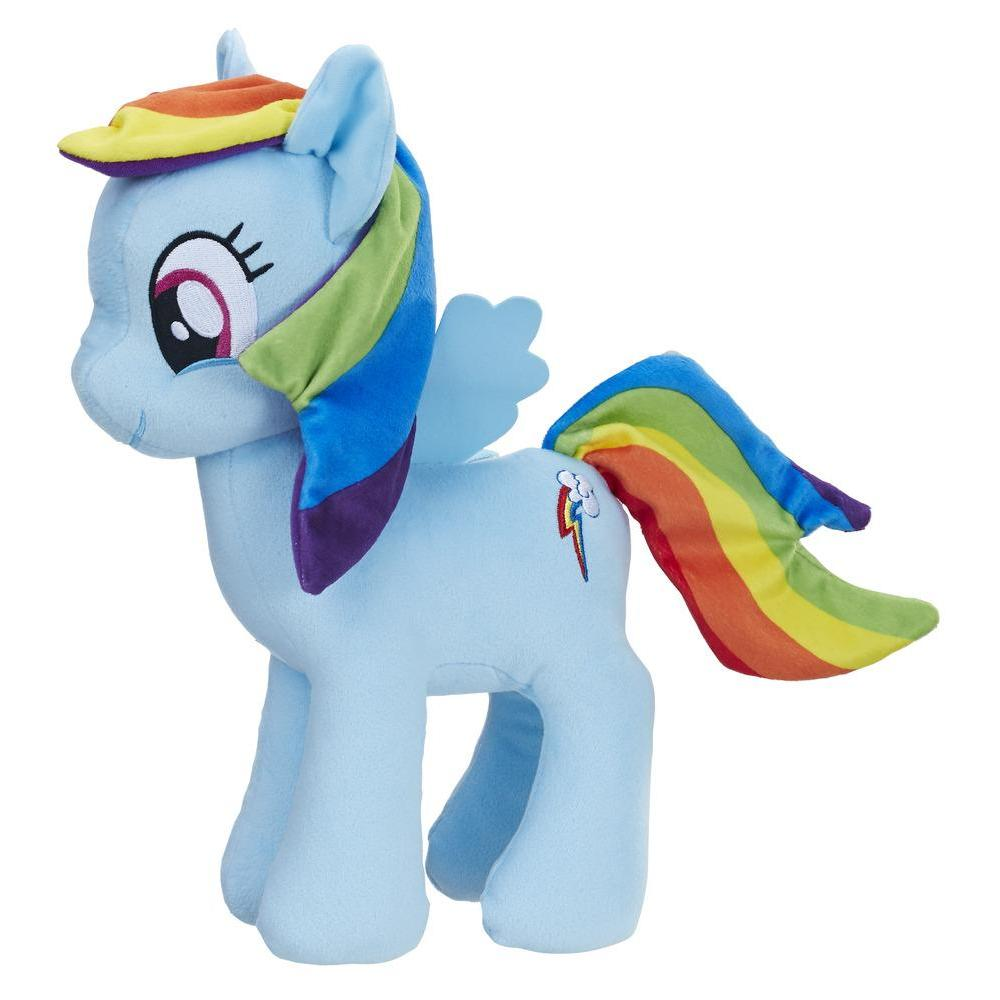 My Little Pony École de l'amitié - Peluche Rainbow Dash