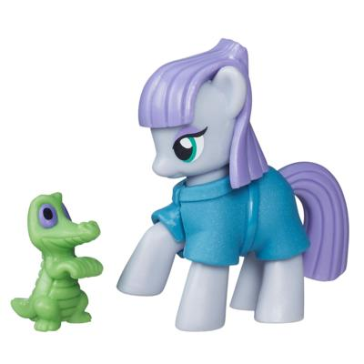 My Little Pony Collection La magie de l'amitié - Figurine Maud Rock Pie