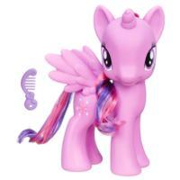 My Little Pony La magie de l'amitié - Figurine Princesse Twilight Sparkle de 20 cm