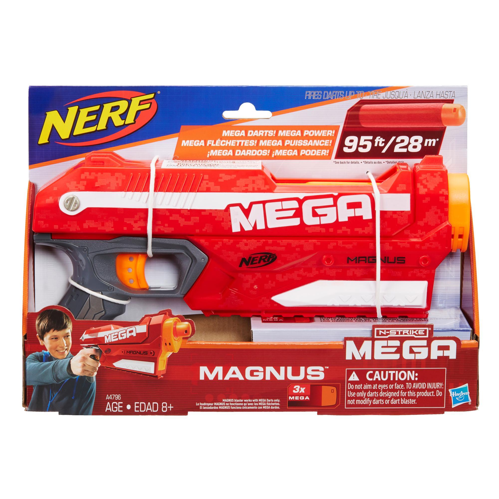 Nerf N-Strike Elite Mega - Foudroyeur Magnus