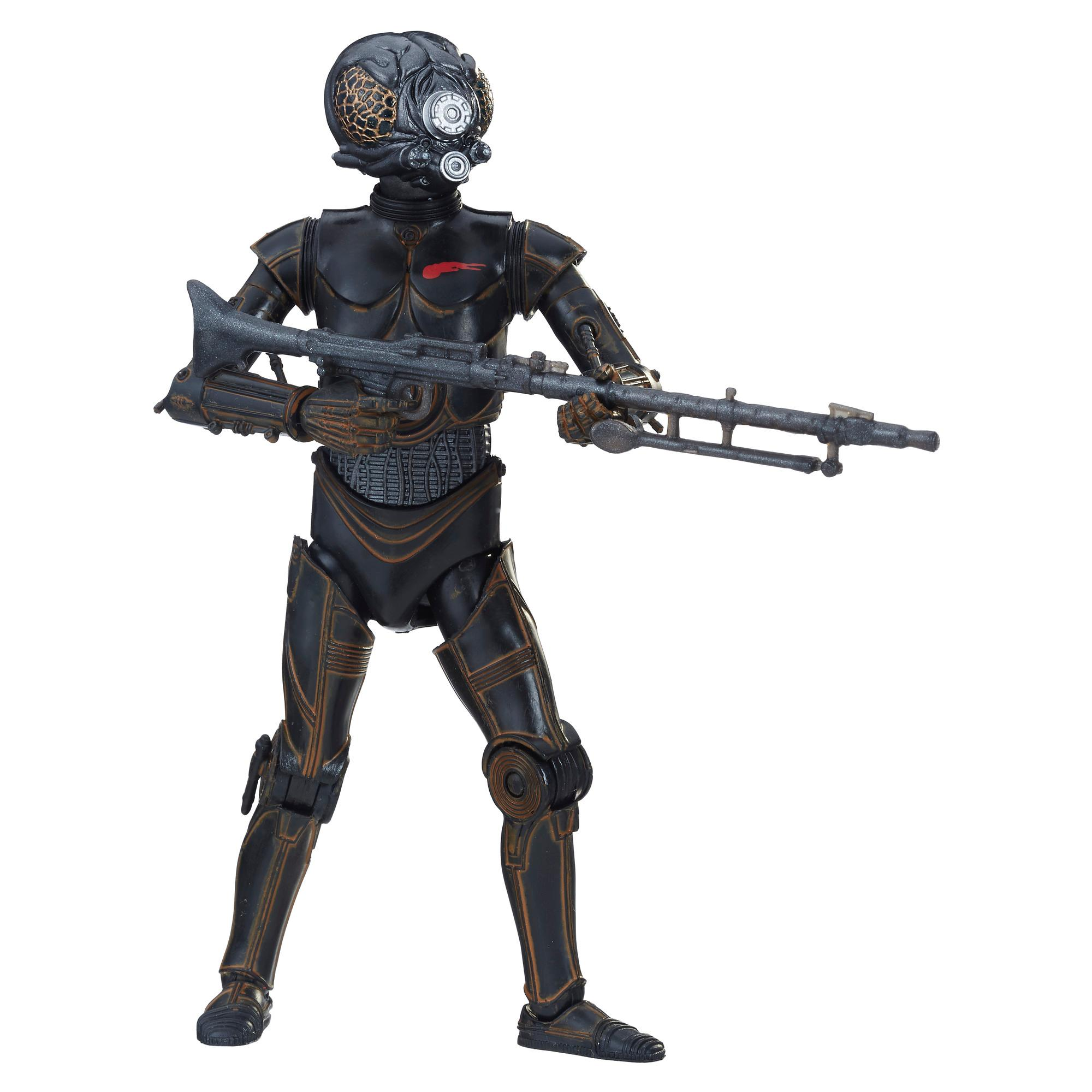 Star Wars Série noire - Figurine 4-LOM de 15 cm