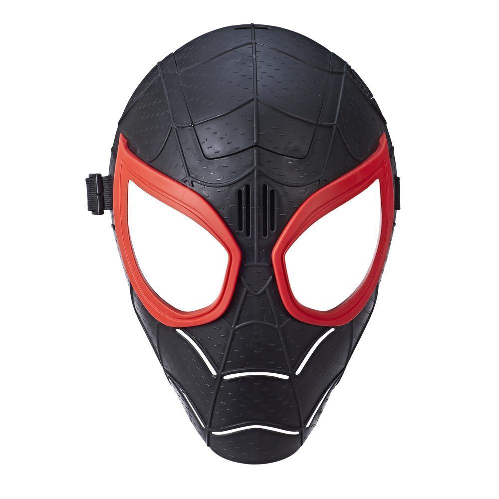 Spider-Man Into the Spider-Verse - Masque à effets spéciaux de Miles Morales