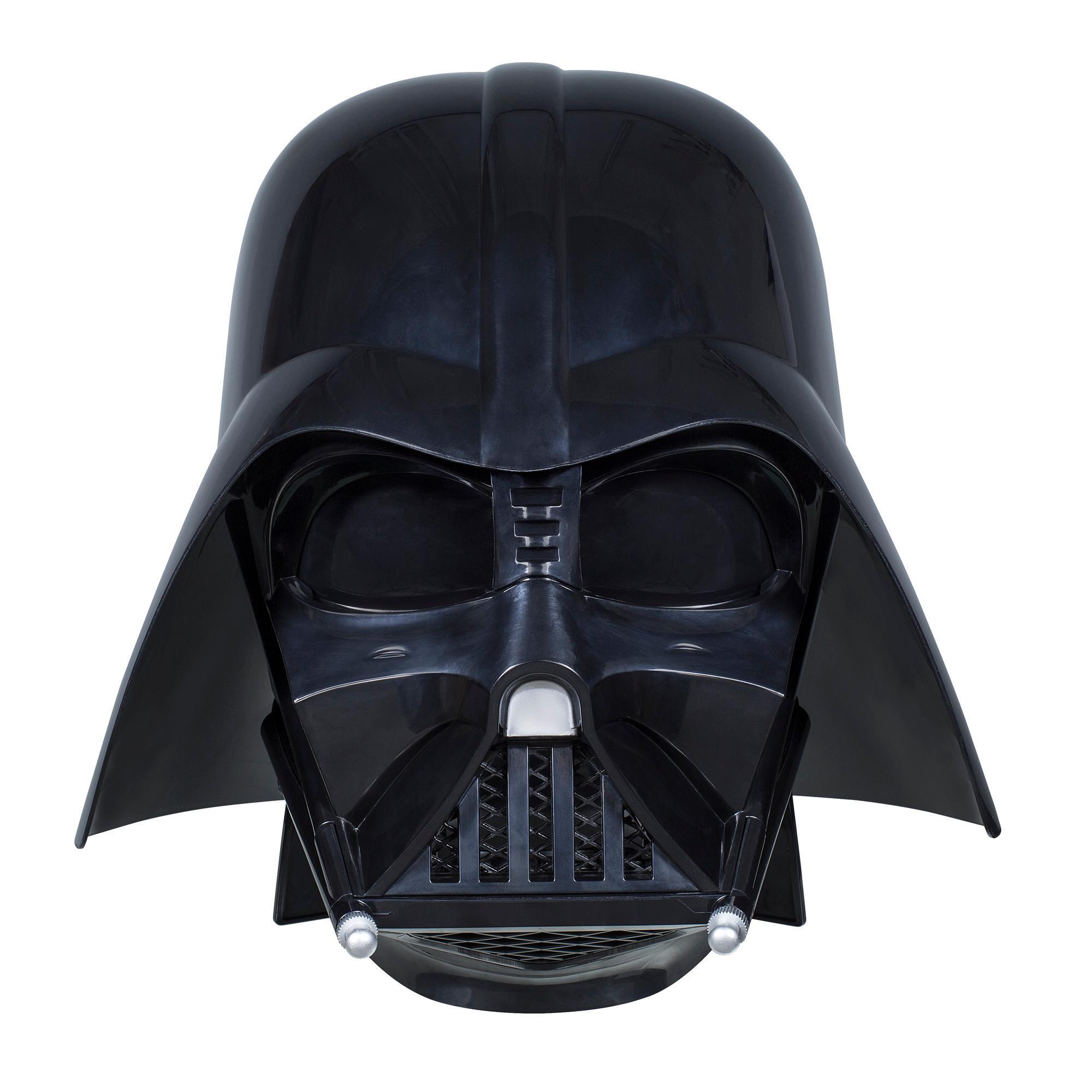 Star Wars Série noire - Casque électronique haut de gamme de Darth Vader