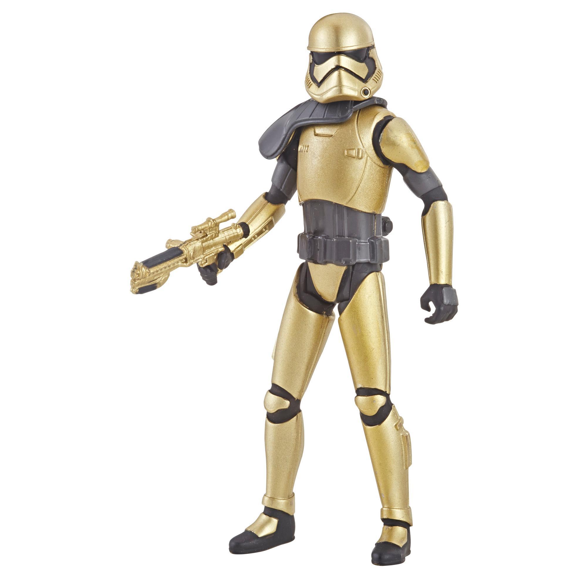 Star Wars Série animée Star Wars: Resistance - Figurine du commandant Pyre de 9,5 cm
