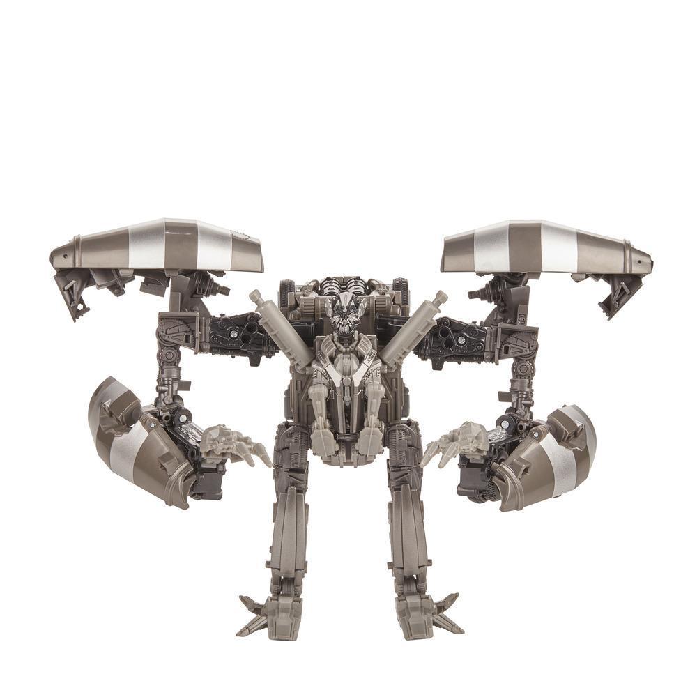 Jouet Transformers, Studio Series 53, figurine Constructicon Mixmaster de classe voyageur, du film Transformers : La Revanche, taille de 16,5 cm