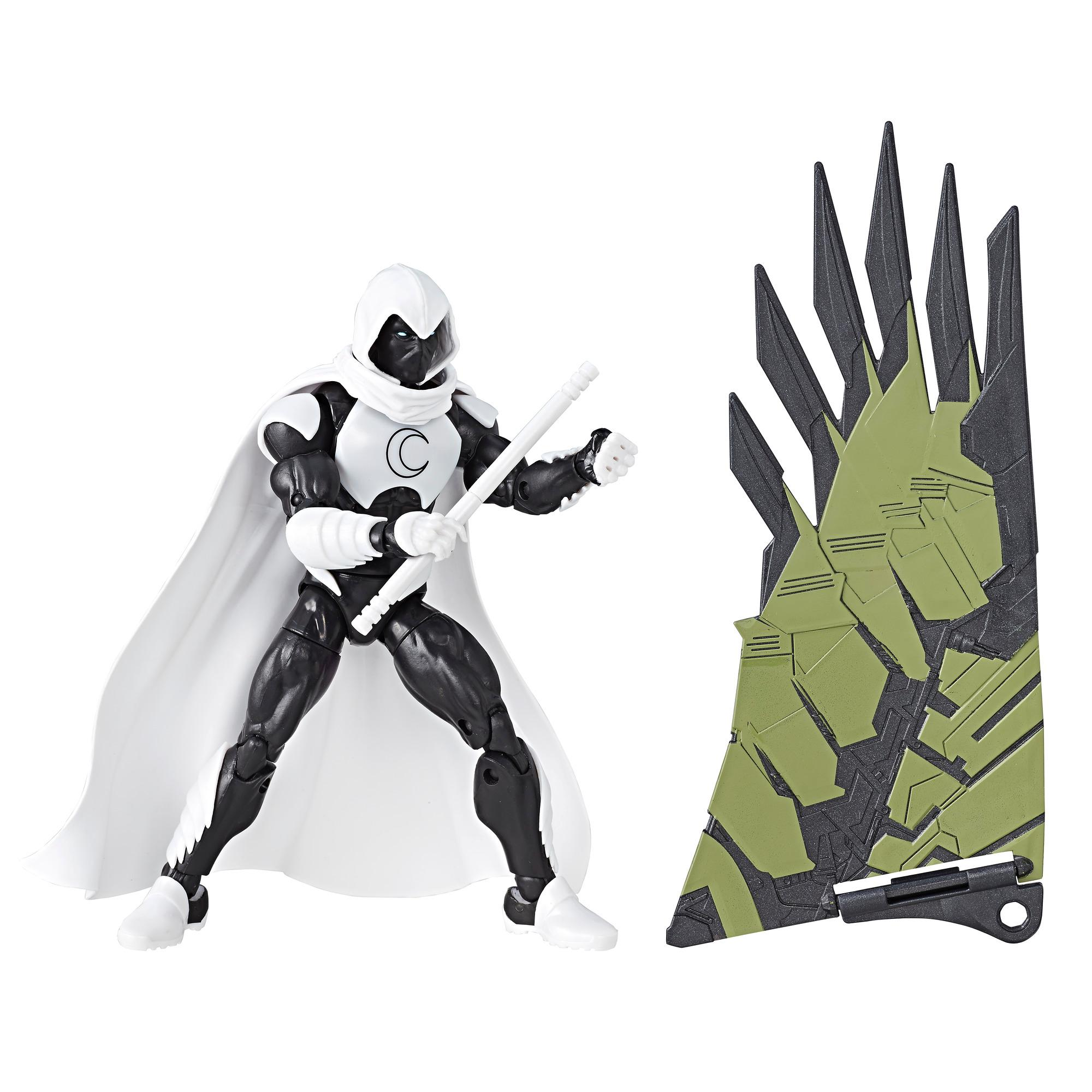 Marvel Spider-Man Legends Series - Figurine Marvel's Moon Knight de 15 cm