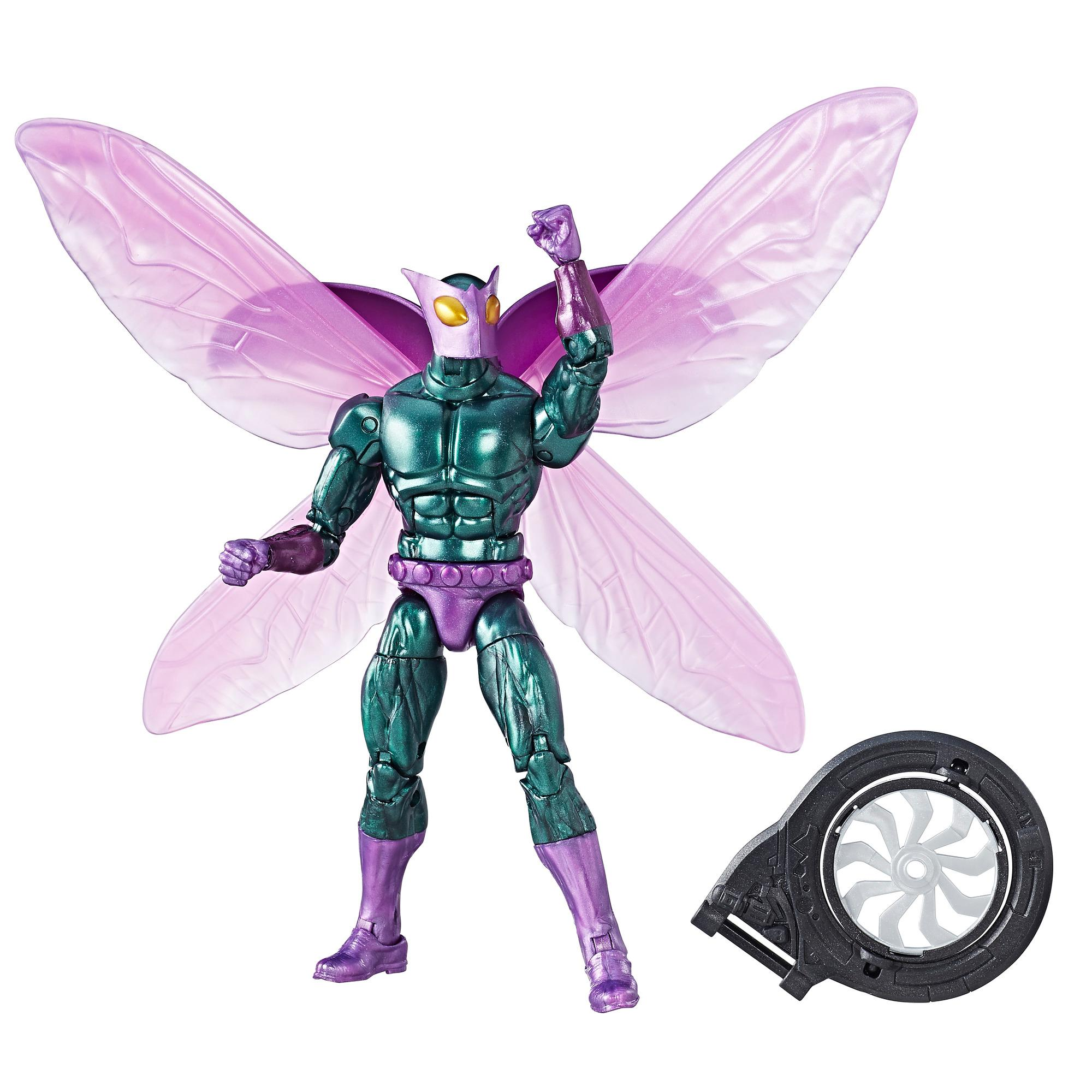 Marvel Spider-Man Legends Series - Sinistres vilains: Figurine Marvel's Beetle de 15 cm