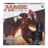 Magic: The Gathering Arena of the Planeswalkers - Trousse d'expansion avec plateau de jeu Bataille de Zendikar