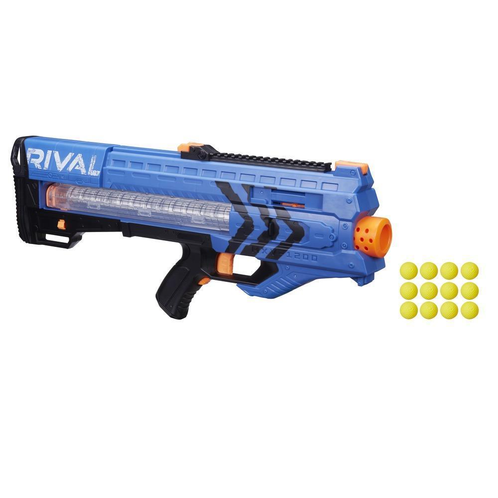 Nerf Rival - Foudroyeur Zeus MXV-1200 (Bleu)