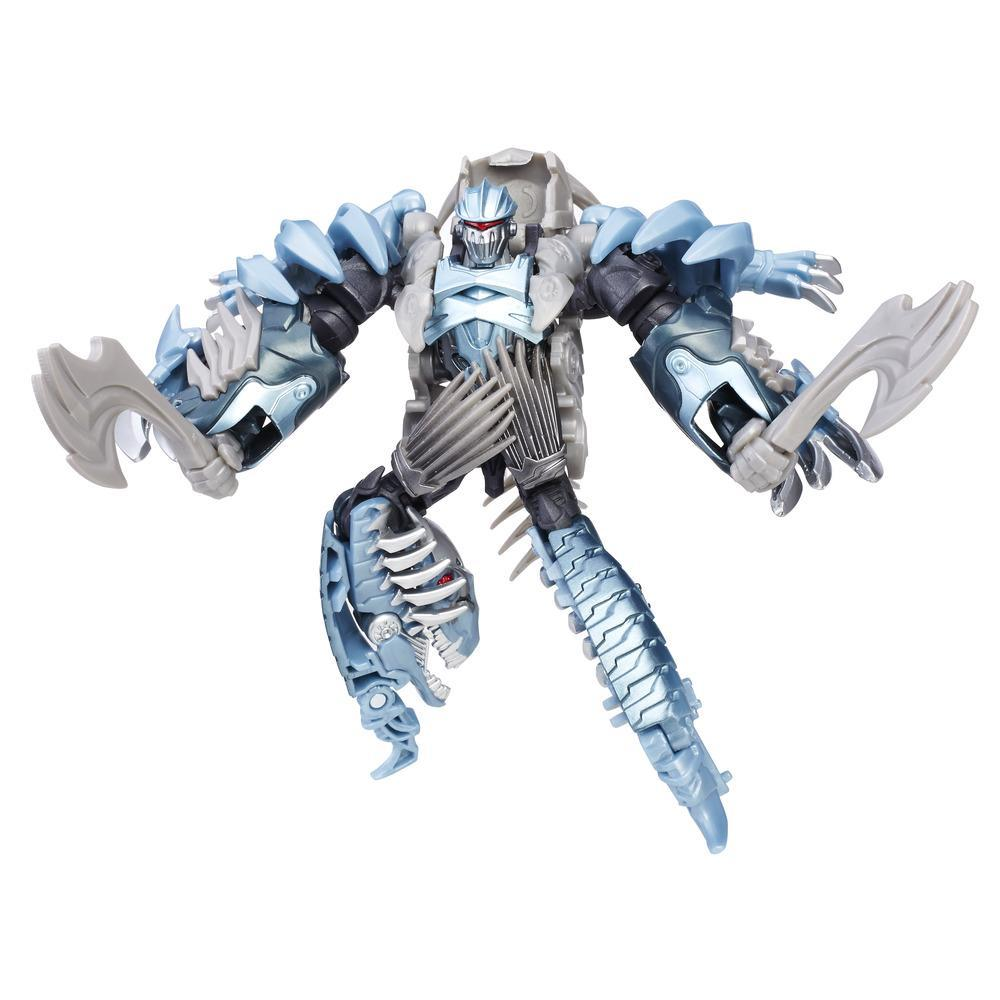 Transformers : le dernier chevalier–Premier Edition–Dinobot Slash de luxe
