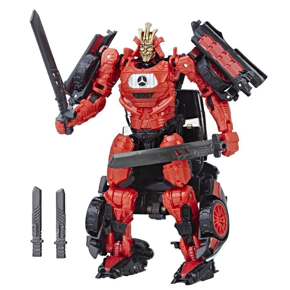 Transformers : le dernier chevalier–Premier Edition–Autobot Drift de luxe