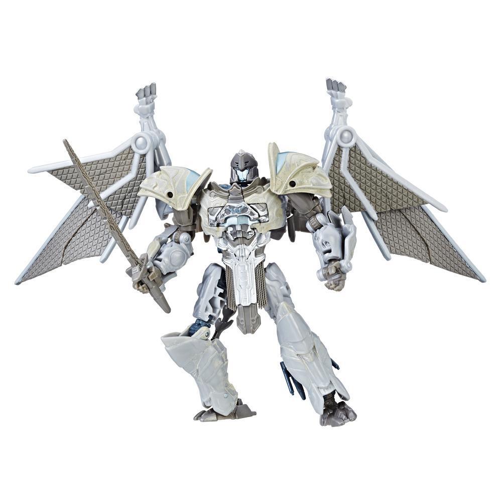 Transformers : le dernier chevalier–Premier Edition–Steelbane de luxe