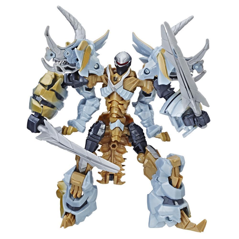 Transformers : le dernier chevalier–Premier Edition–Dinobot Slug de luxe