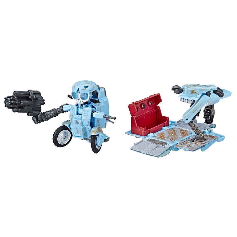 Transformers : le dernier chevalier–Premier Edition– Autobot Sqweeks de luxe