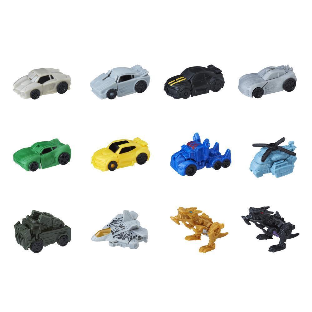 Transformers : le dernier chevalier–Tiny Turbo Changers Série 1 – Sac-surprise