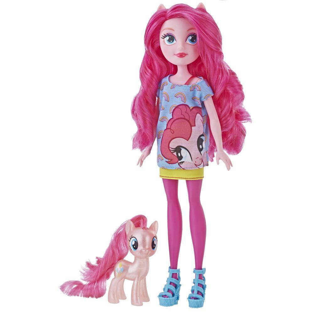 My Little Pony Equestria Girls, À travers le miroir, Pinkie Pie
