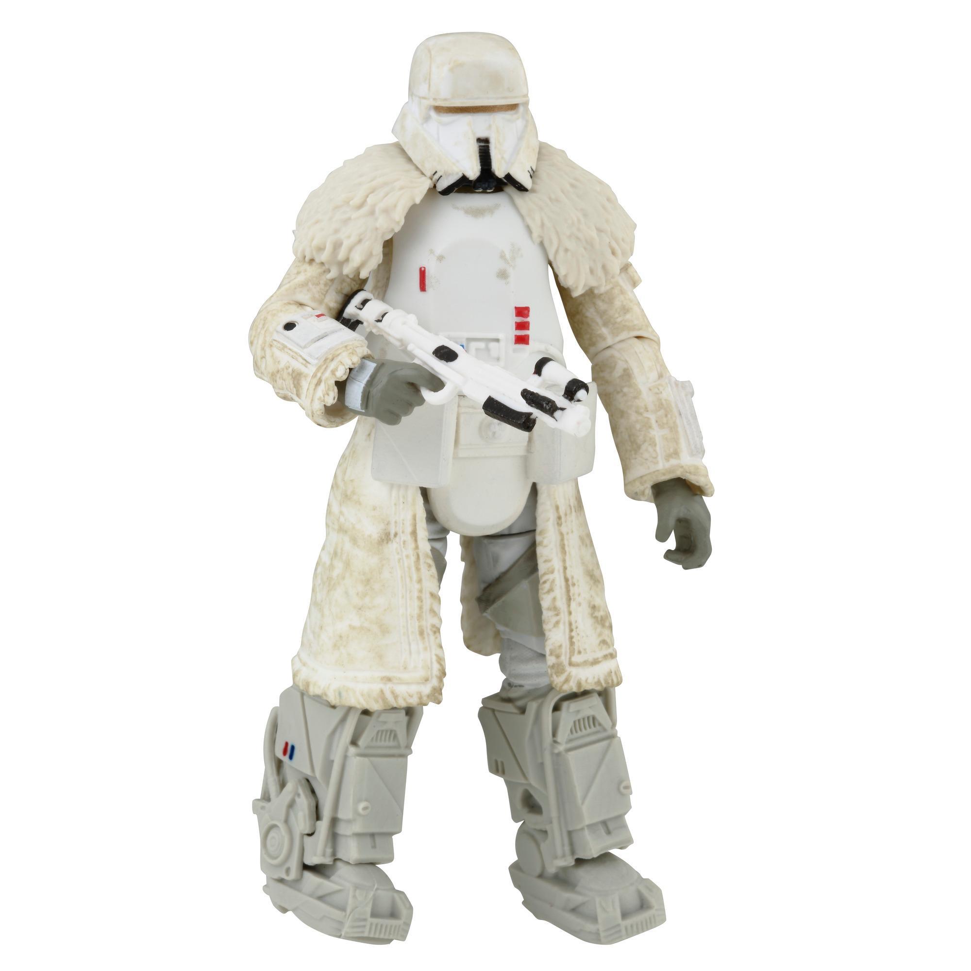 Star Wars - Collection Vintage - Figurine Trooper frontalier de 9,5 cm
