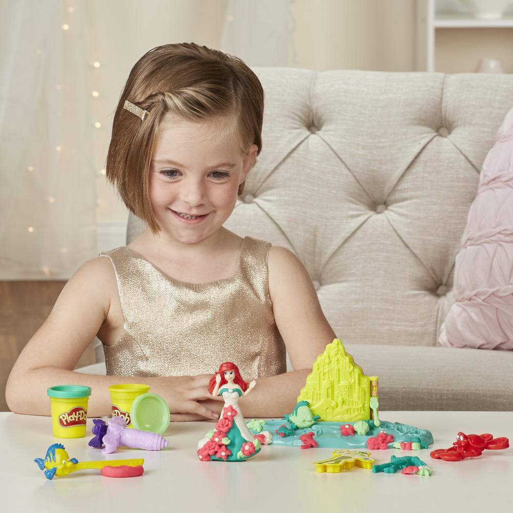 Play-Doh Disney Princess - Mariage sous l'océan avec Ariel