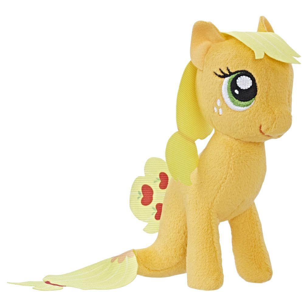 My Little Pony: The Movie - Petite peluche du poney-sirène Applejack