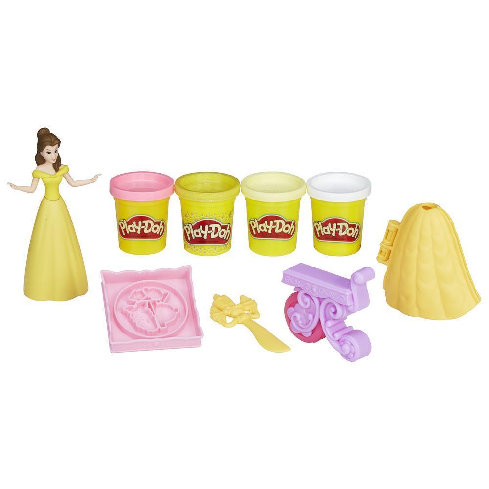 Play-Doh - Banquet C'est la fête avec Belle de Disney Princess