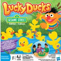 LUCKY DUCKS Édition SESAME STREET