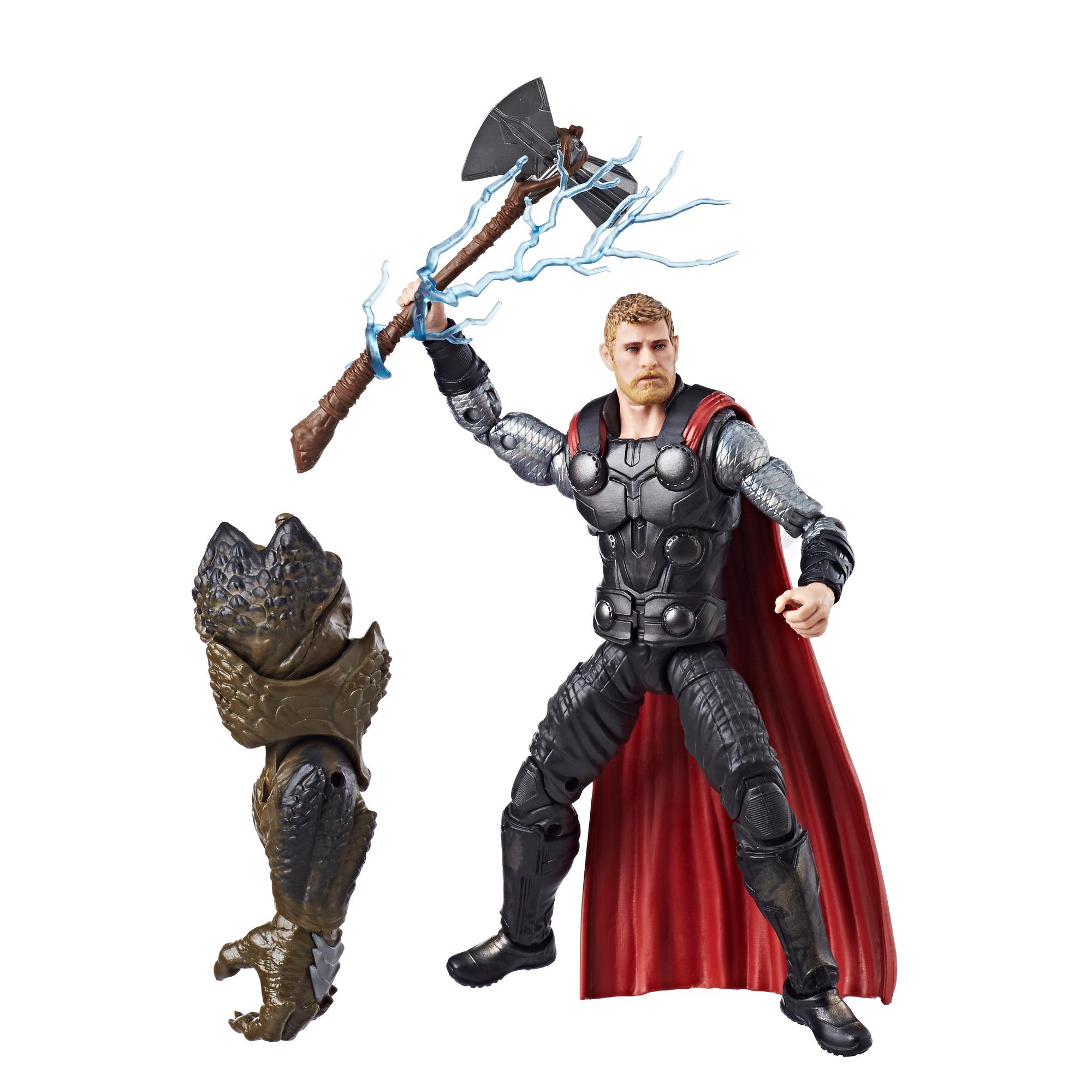 Avengers Marvel Legends Series - Thor de 15 cm