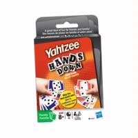 Jeu de cartes YAHTZEE HANDS DOWN