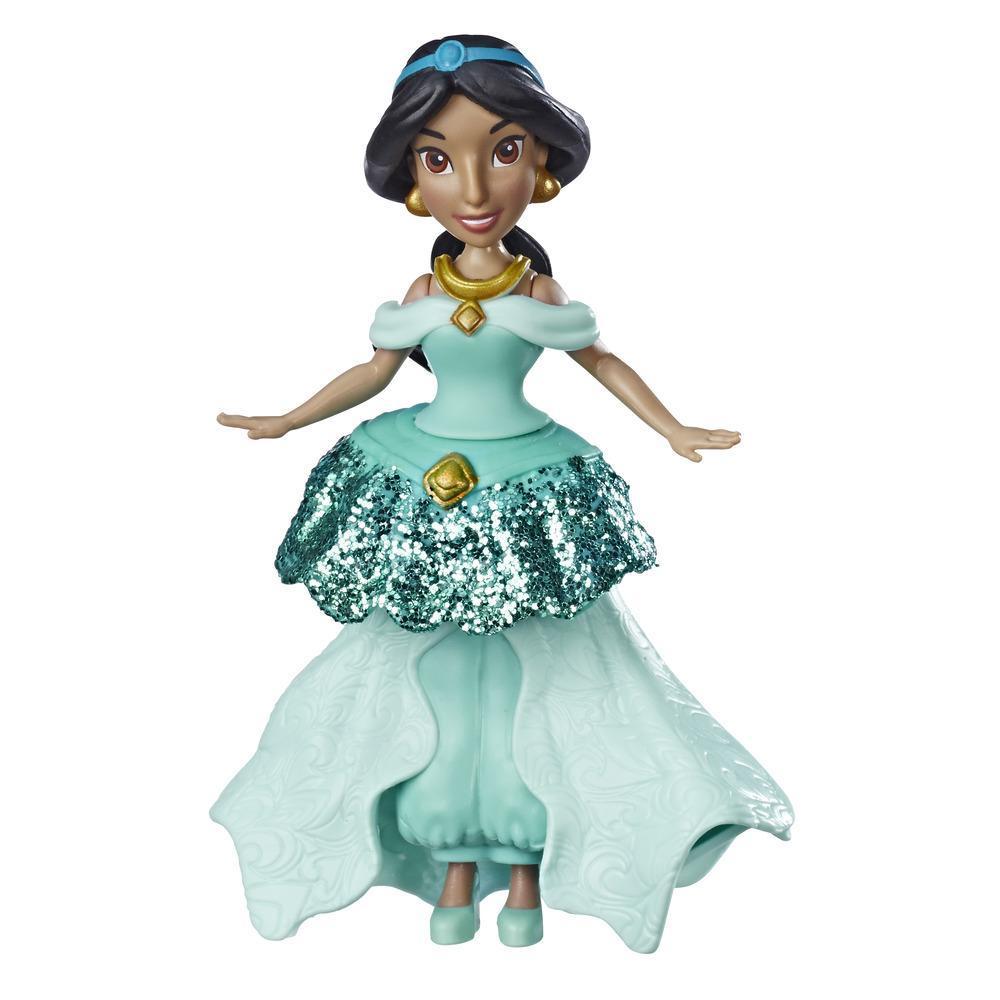 Disney Princess - Poupée Jasmine avec jupe Pincée royale