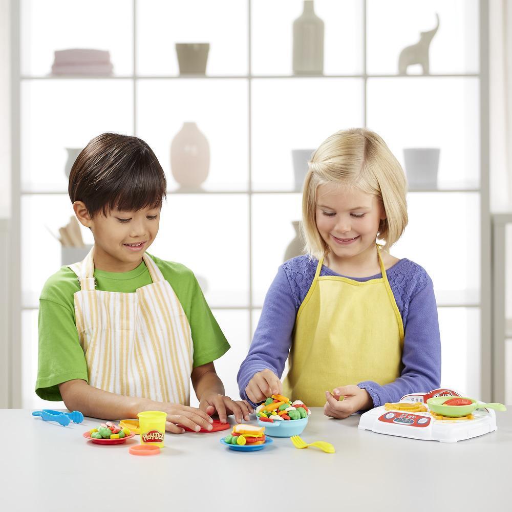 Play-Doh Kitchen Creations - Créations sautées