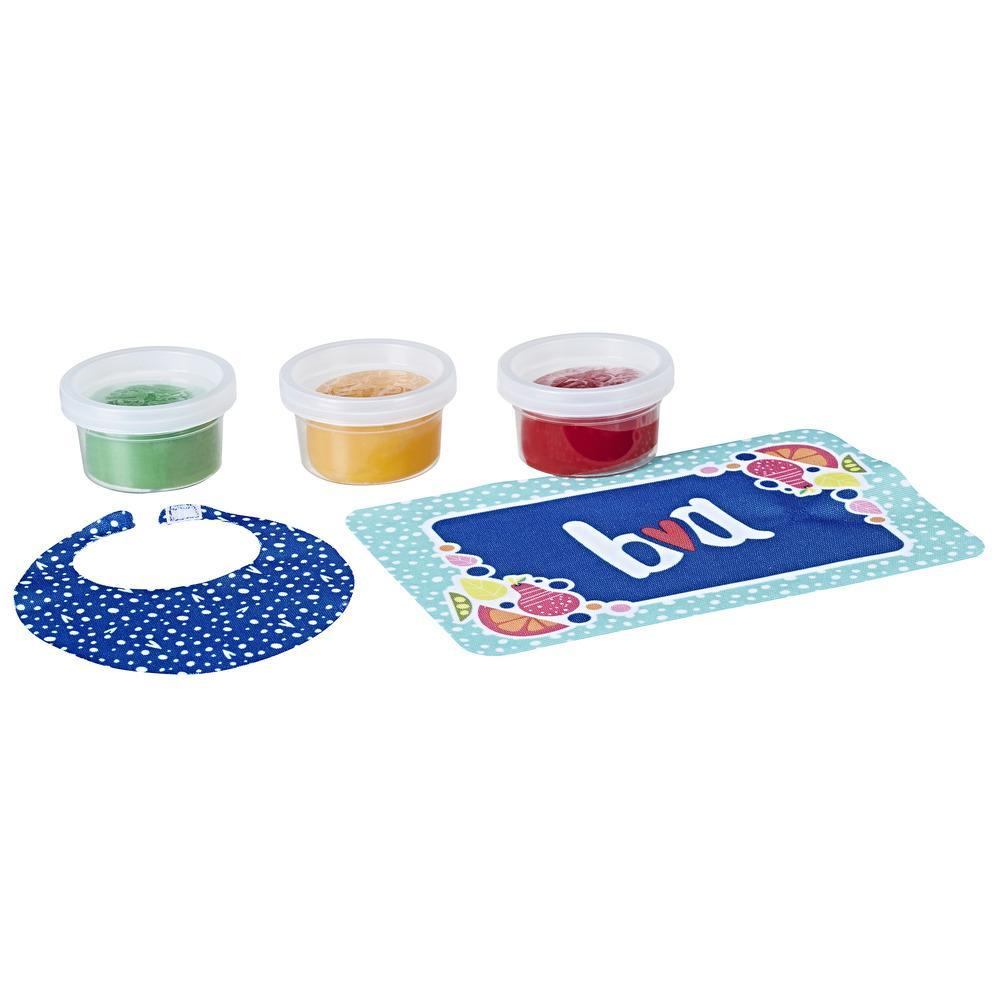 Baby Alive Super Snacks - Paquet de nourriture solide et réutilisable pour poupée