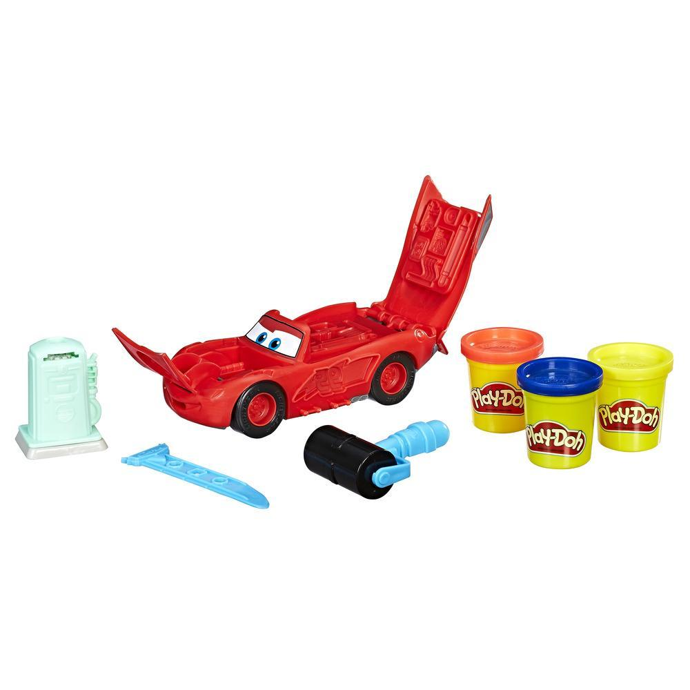 Play-Doh Disney Pixar Les bagnoles - Flash McQueen