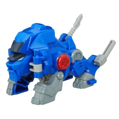 Playskool Heroes Transformers Rescue Bots - Valor le robot lion