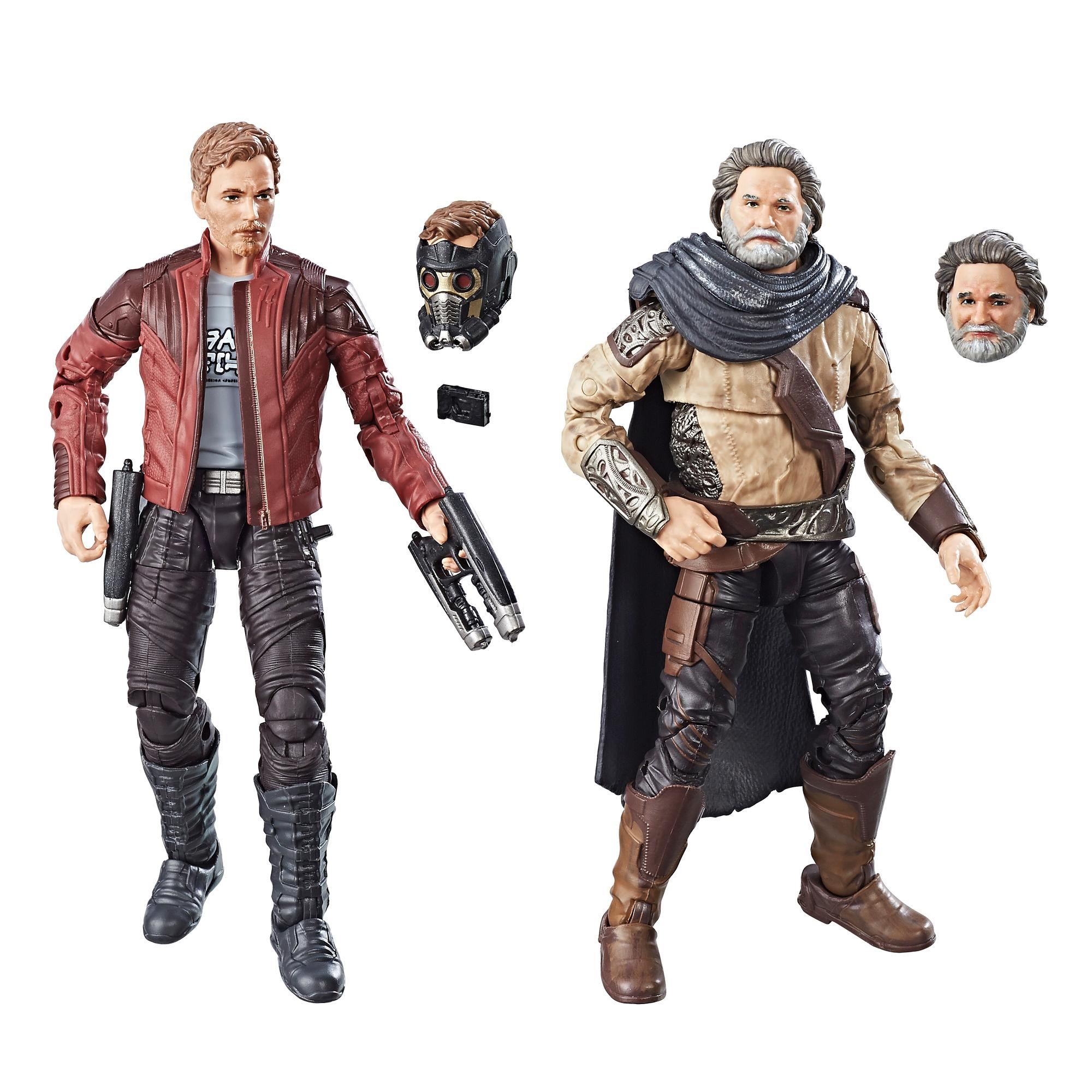 Marvel Legends Gardiens de la galaxie Vol. 2 - Ensemble Marvel's Ego & Star-Lord