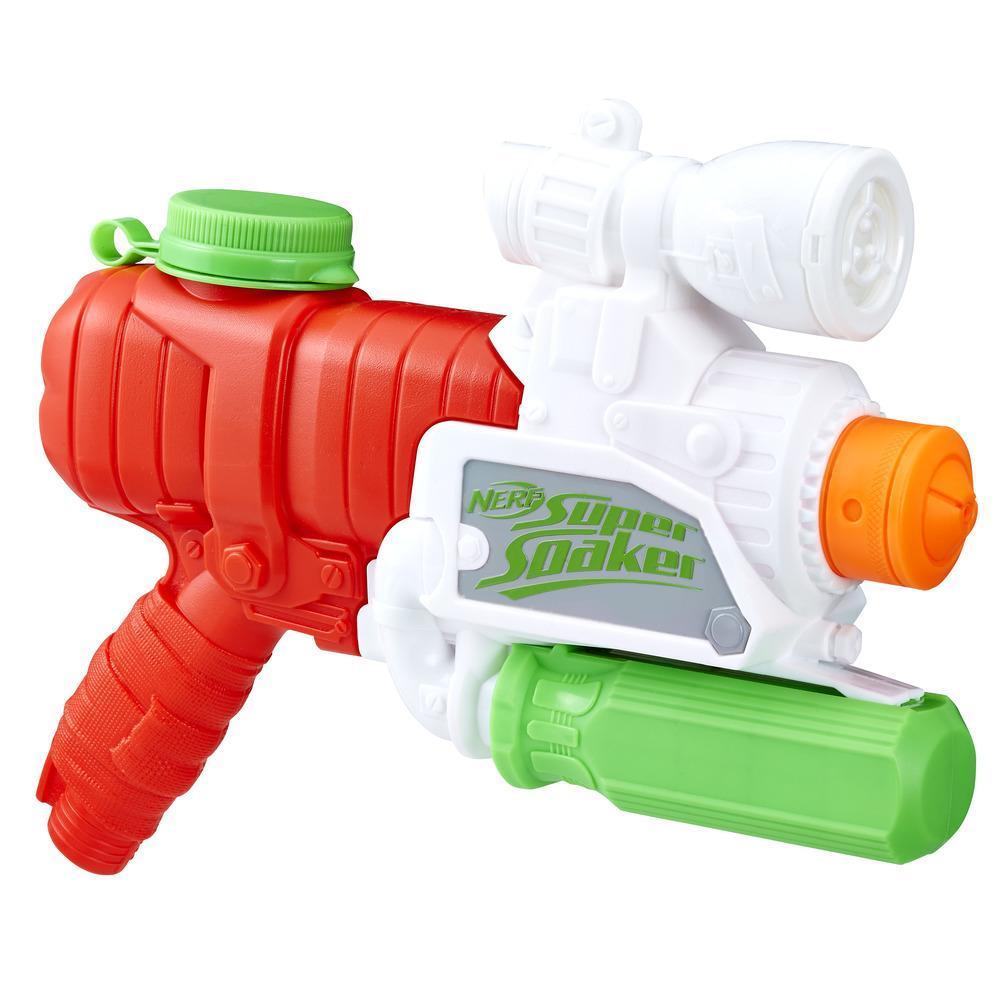Nerf Super Soaker - Zombie Strike - Foudroyeur Dreadsight