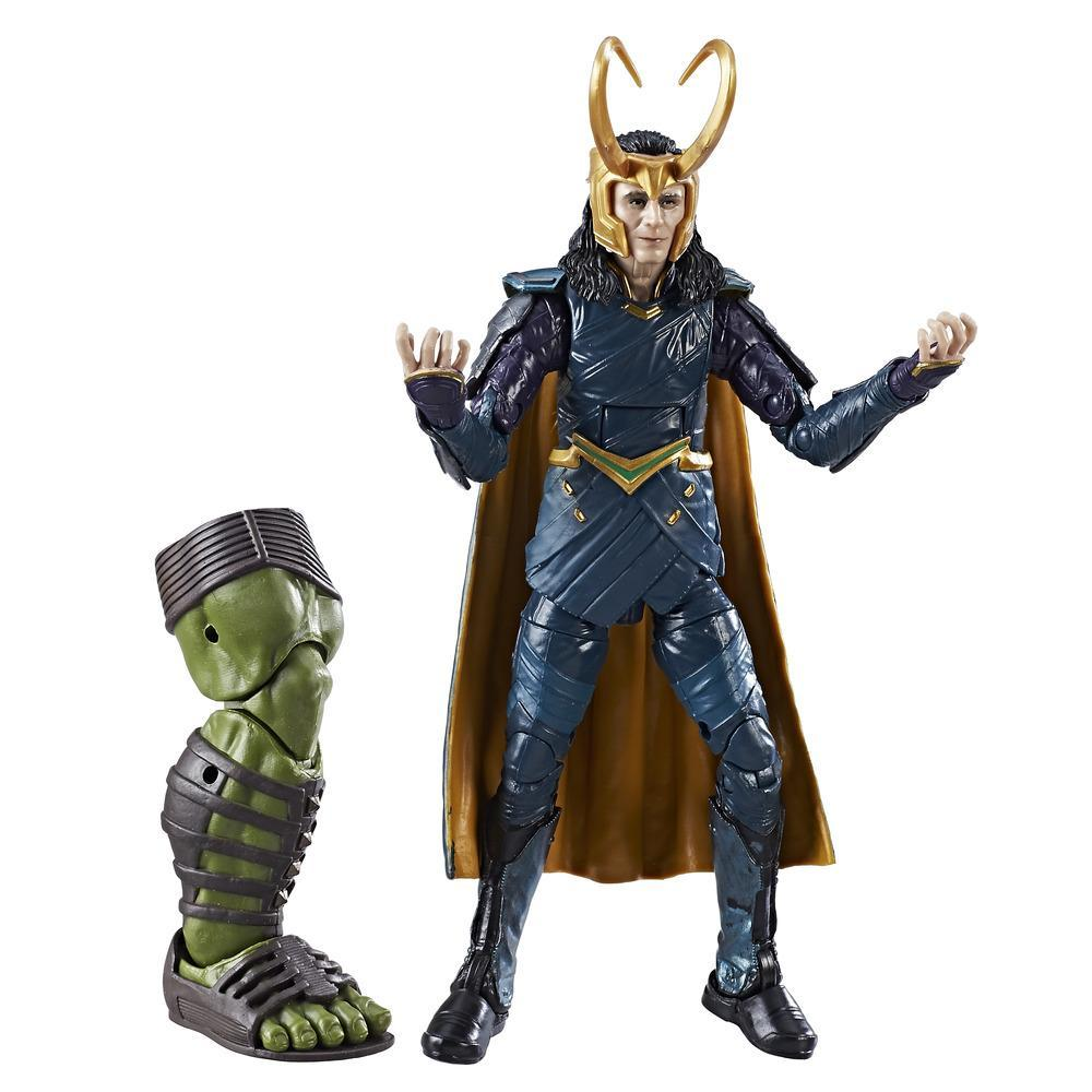Marvel Thor Legends Series - Figurine Loki de 15 cm