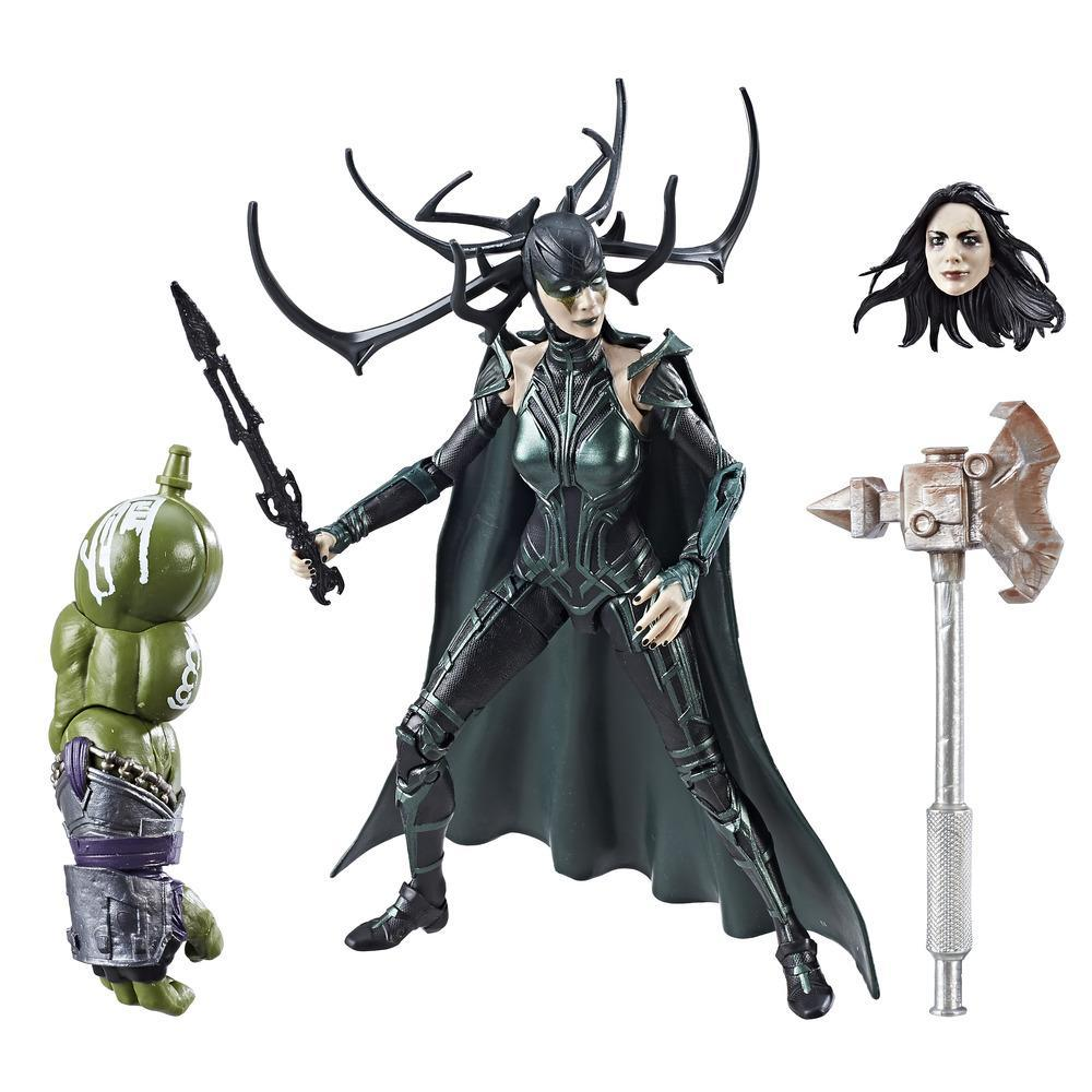 Marvel Thor Legends Series - Figurine Marvel's Hela de 15 cm