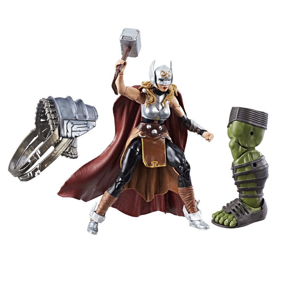Marvel Thor Legends Series - Figurine Thor (Jane Foster) de 15 cm