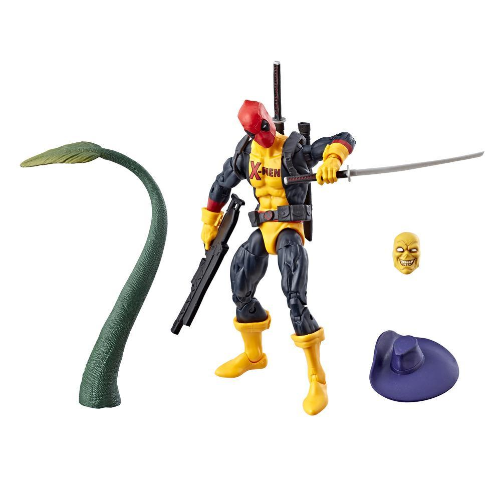Série Marvel Legends - Figurine Deadpool de 15 cm
