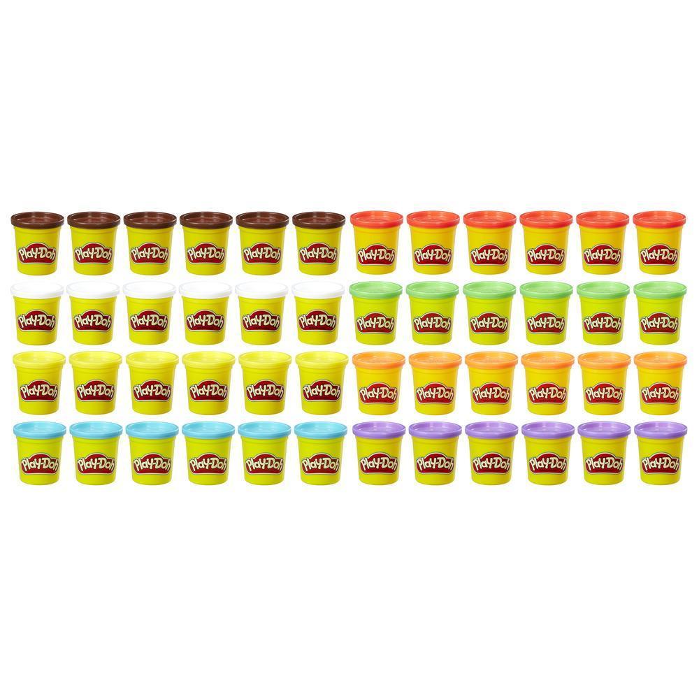 Play-Doh–Trousse scolaire de pâte à modeler