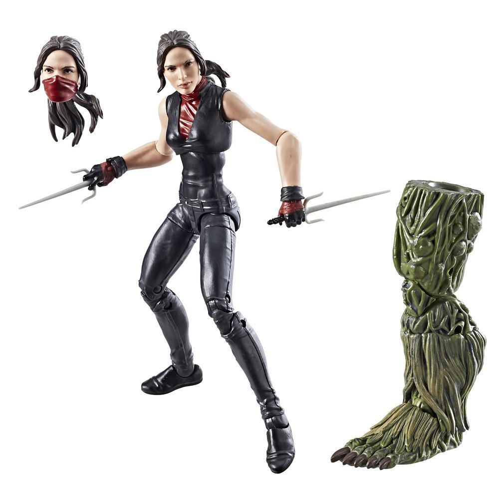 Marvel Knights Legends Series - Figurine Elektra de 15 cm
