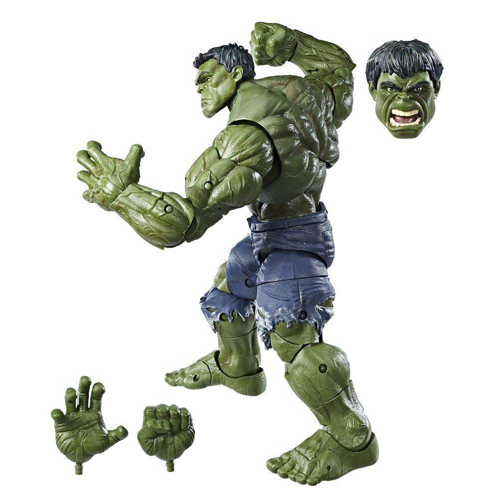 Marvel Legends Series - Figurine Hulk de 37 cm