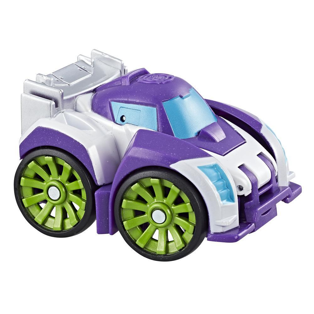 Playskool Heroes Transformers Rescue Bots Flip Racers - Blurr